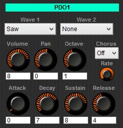 PDO1 PDO2