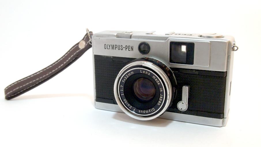 Olympus-Pen EED