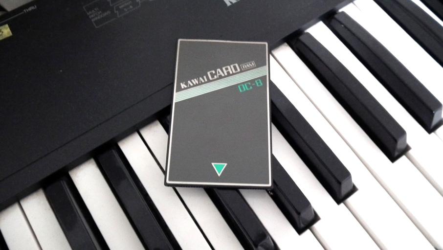 Kawai K-1 RAM CARD