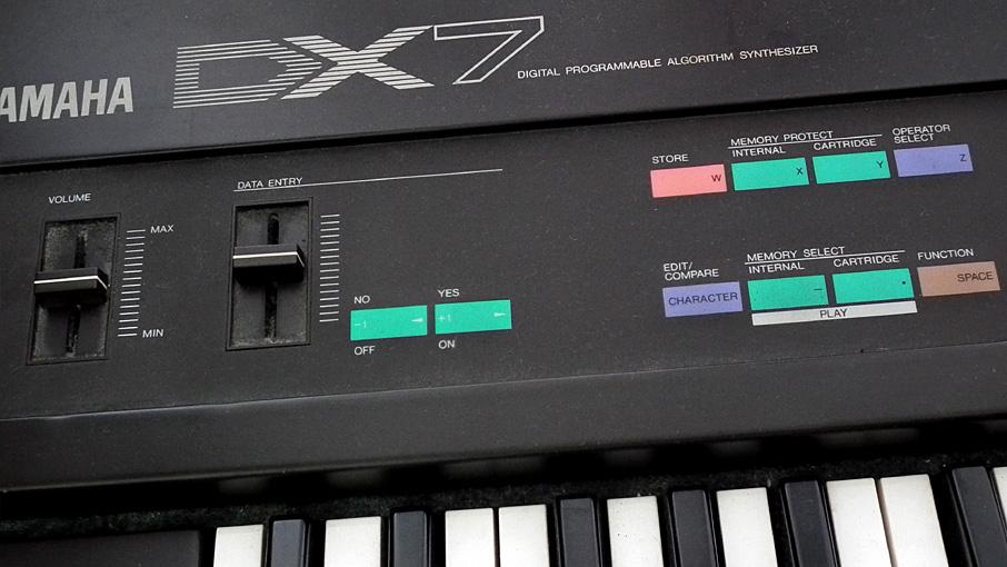 DX7のエレピボイス その2