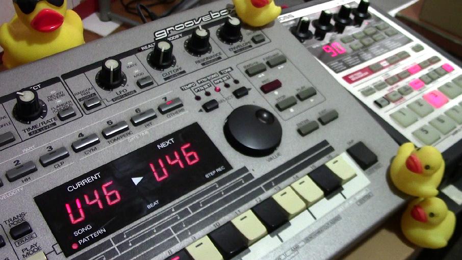 MIDIで連携