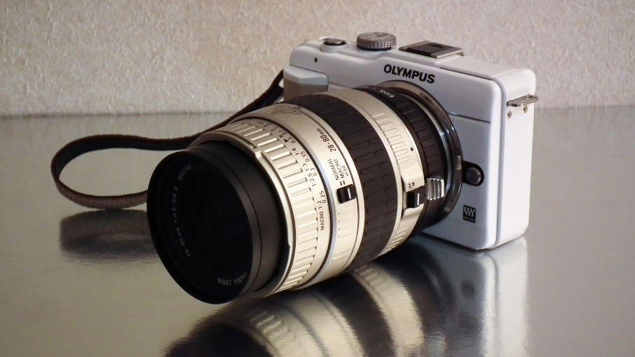 SIGMA 28-80mm F3.5-5.6 MACROをOlympus E-PL1sで使ってみる