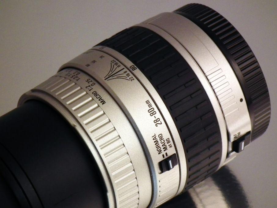 SIGMA 28-80mm F3.5-5.6を全域マクロ化