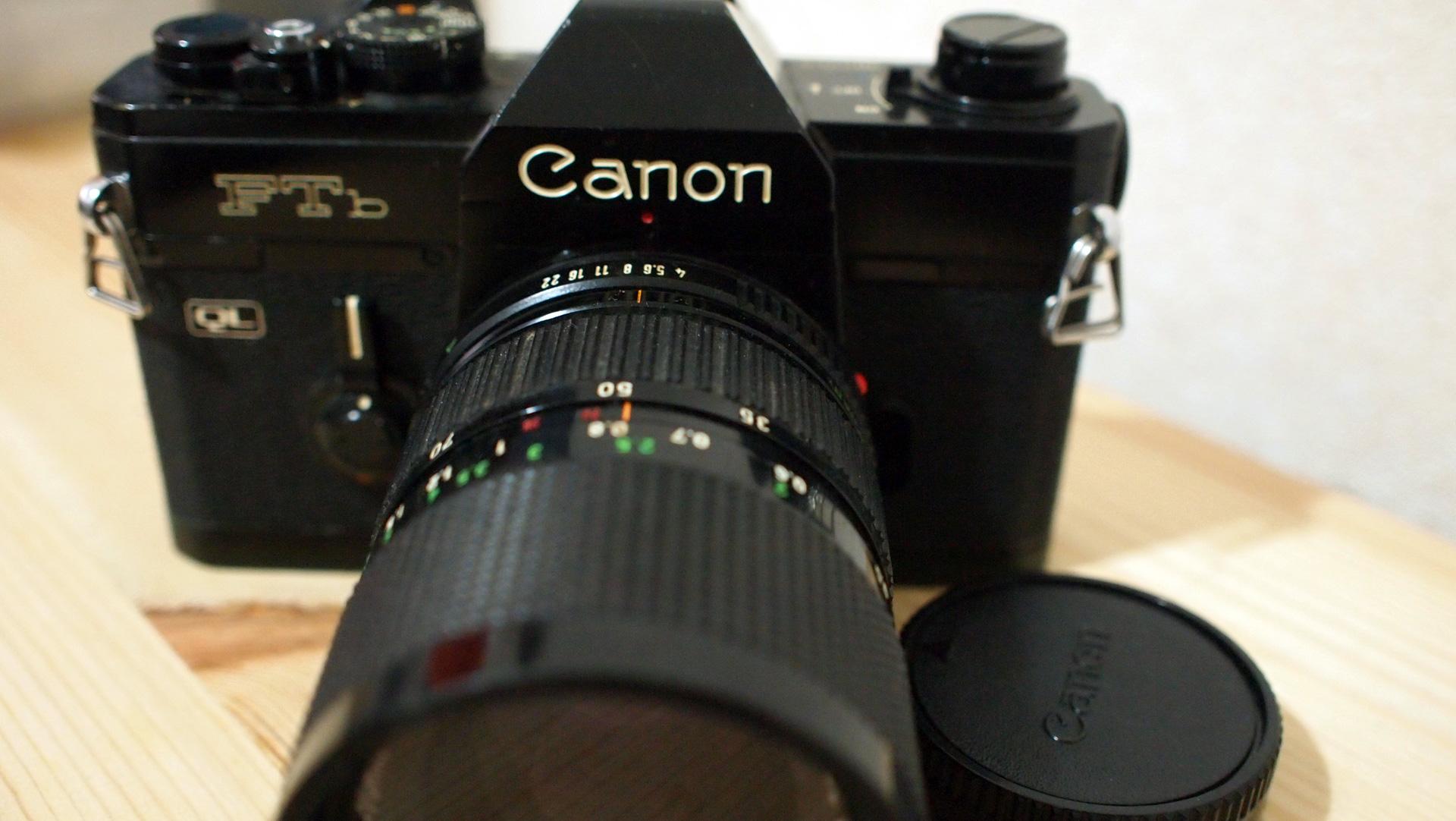 Canon FTb後期型 Black